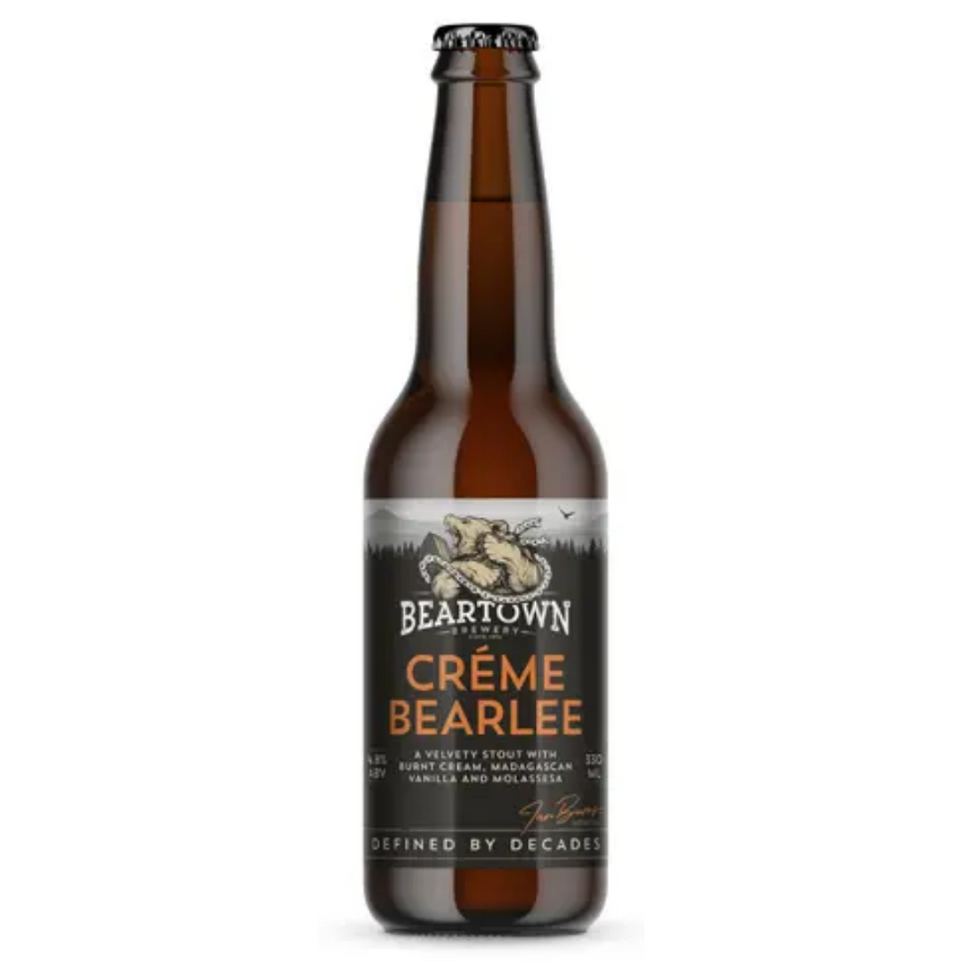 Beartown Creme Bearlee 4.8%  330ml