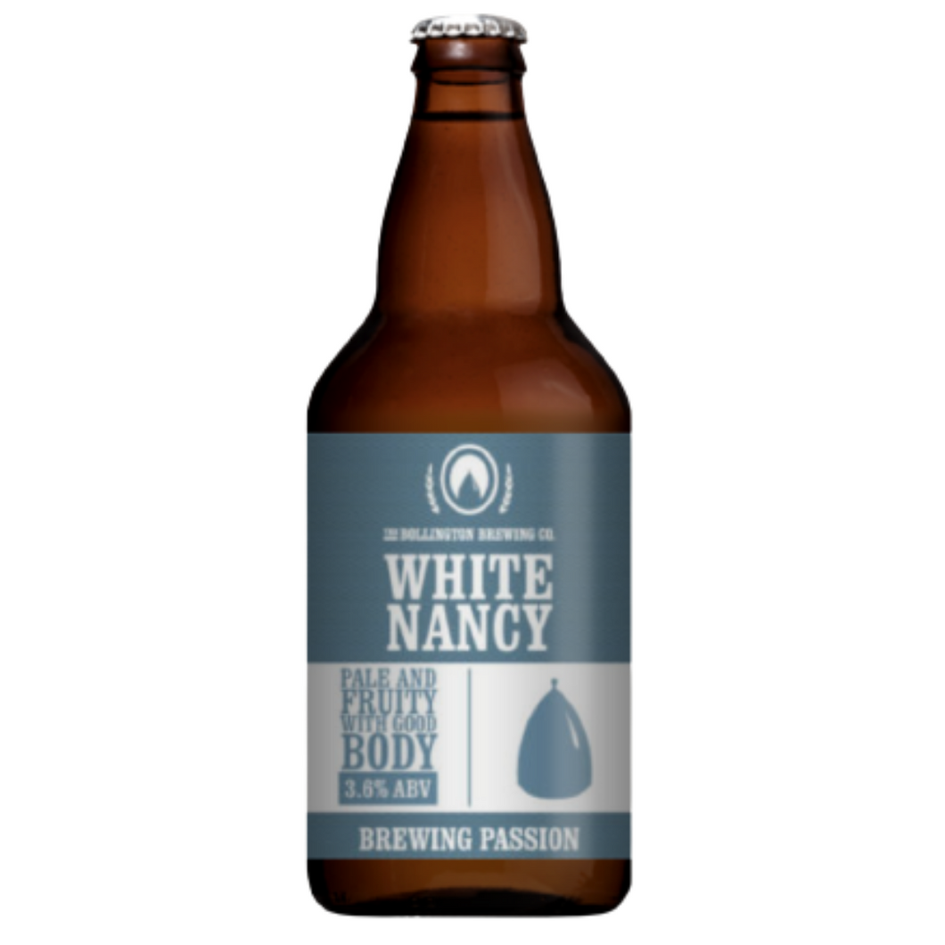 Bollington White Nancy 3.6% 500ml