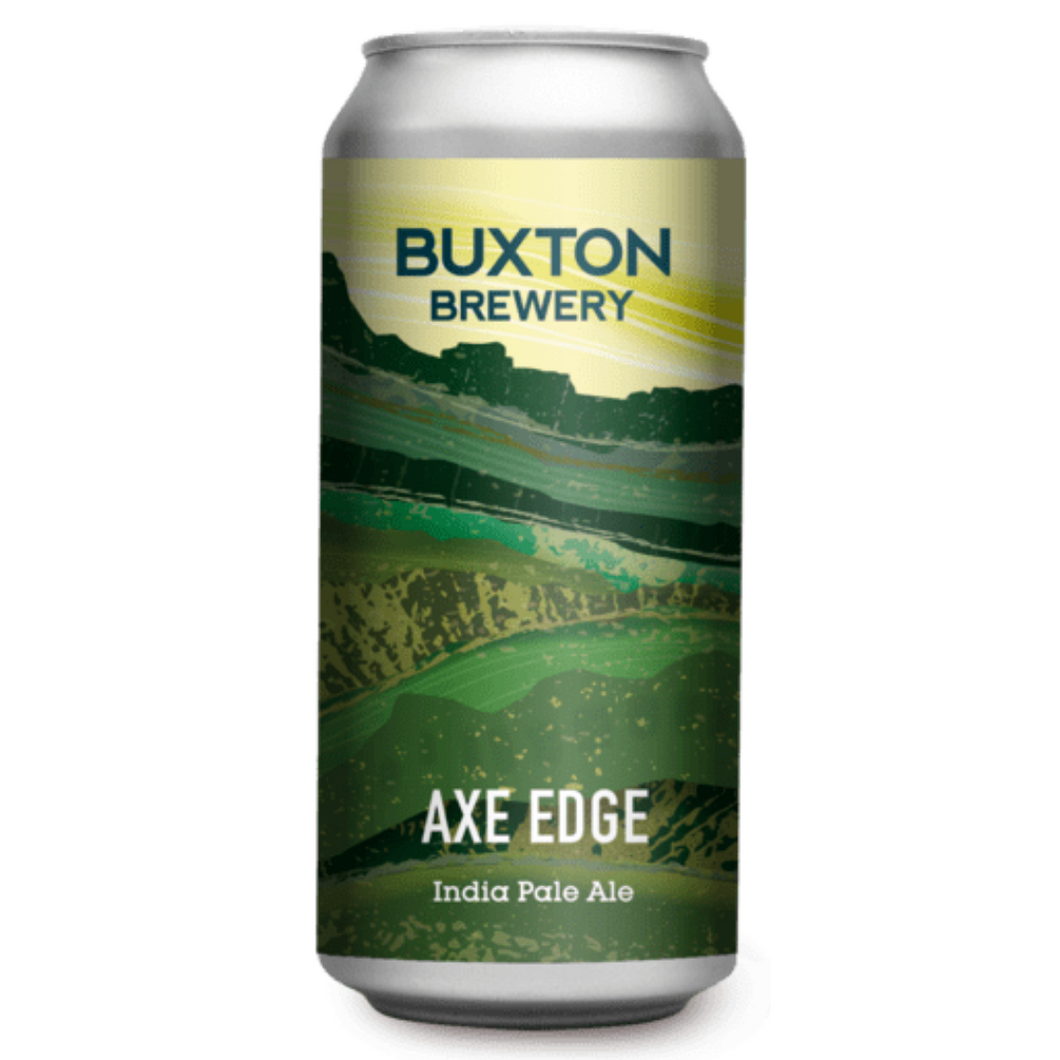 Buxton - Axe Edge 6.8% 440ml