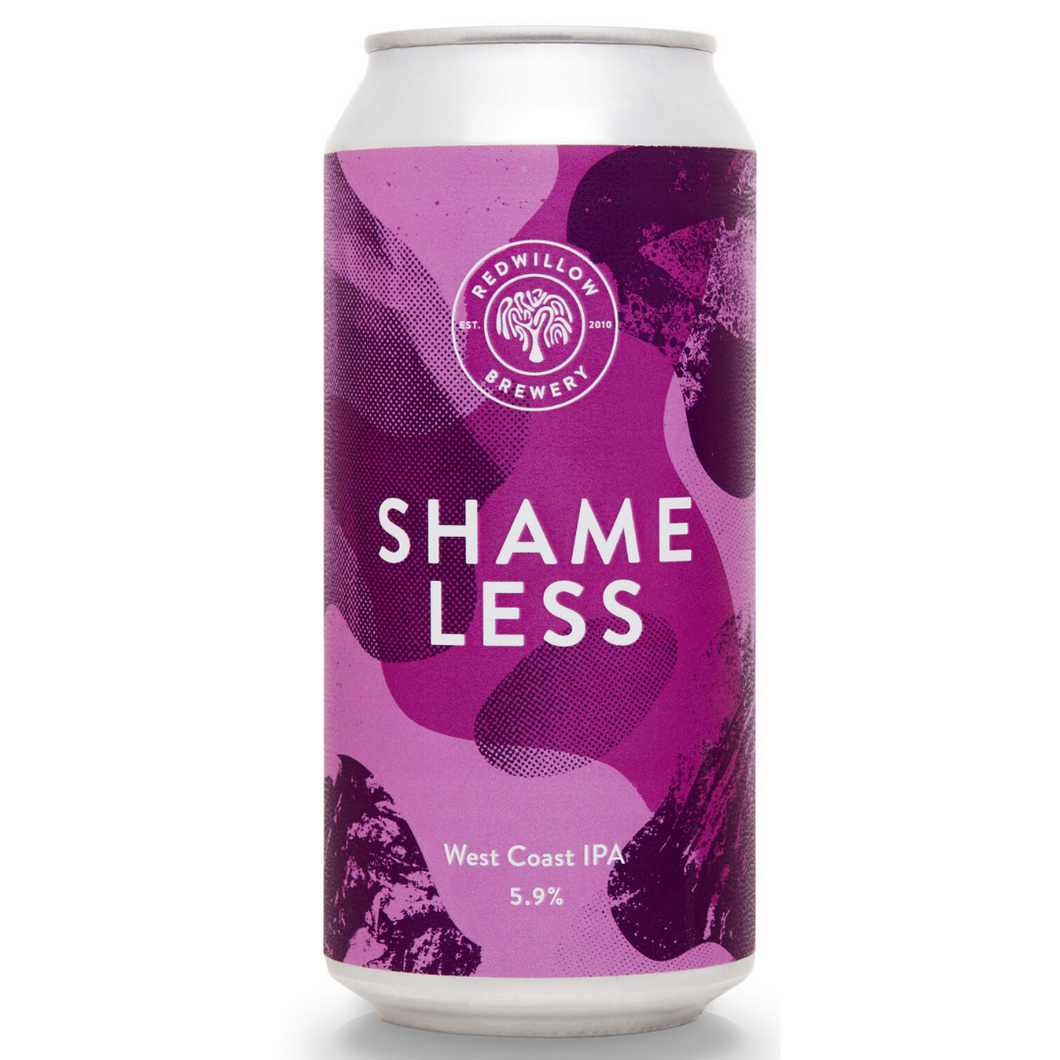 Red Willow Shameless West Coast IPA 5.9% 440ml