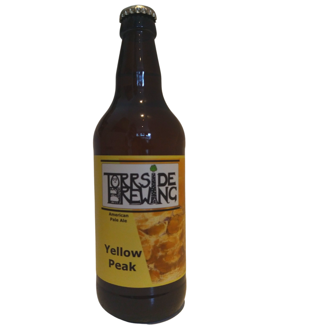 Torrside Yellow Peak 4% APA 500ml