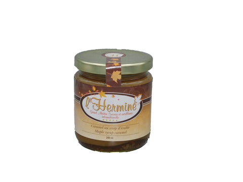 Caramel with maple syrup 250ml