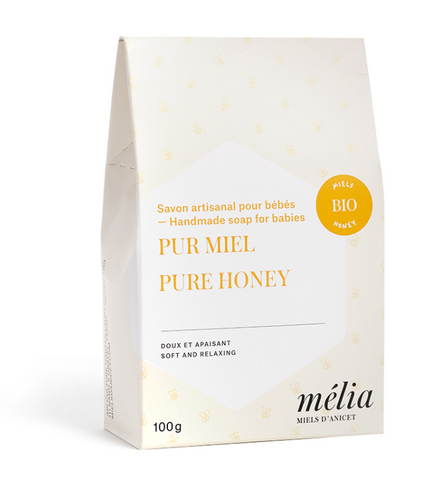 Pure Honey Baby Soap 100g