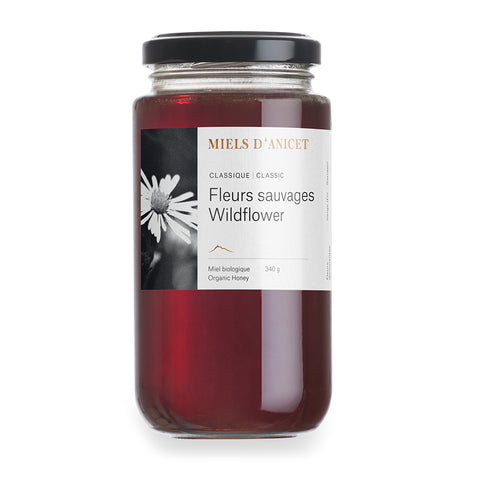Classic | Wildflower honey 340g