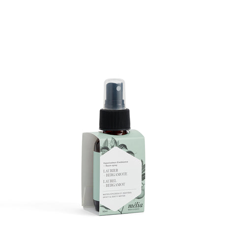 Laurel & Bergamot room spray 50ml