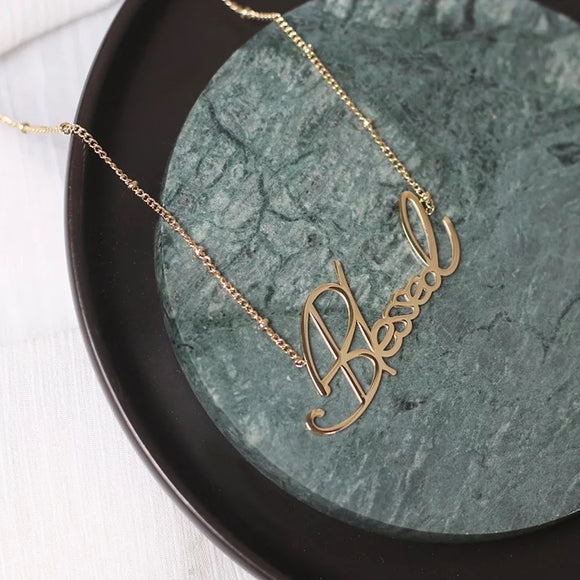 Blessed Necklace - RosyCosy