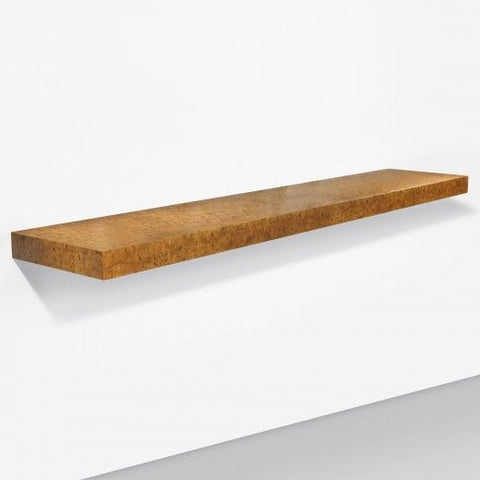 Benjamin Baldwin Important Custom Hanging Shelf