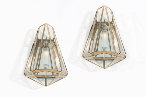 Pair of Matali Crasset Sconces