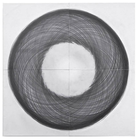 "Tony Orrico ""Penwald: 1: 1 circle"""