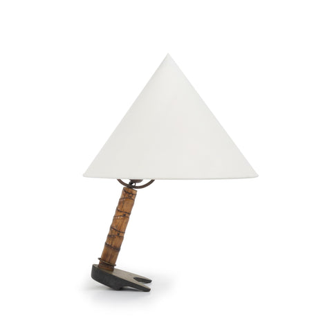 Carl Aubock 2 Position Desk Lamp