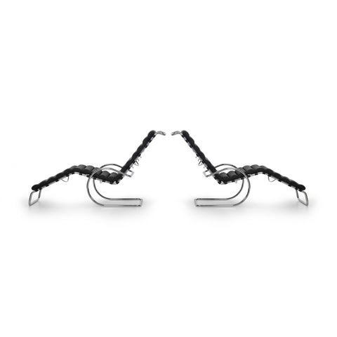 Pair of Mies van der Rohe Adjustable Chaise Lounges for Knoll International