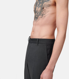 Anthracite Skinny Trousers