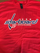 Starboard Hockey Short Sleeve T