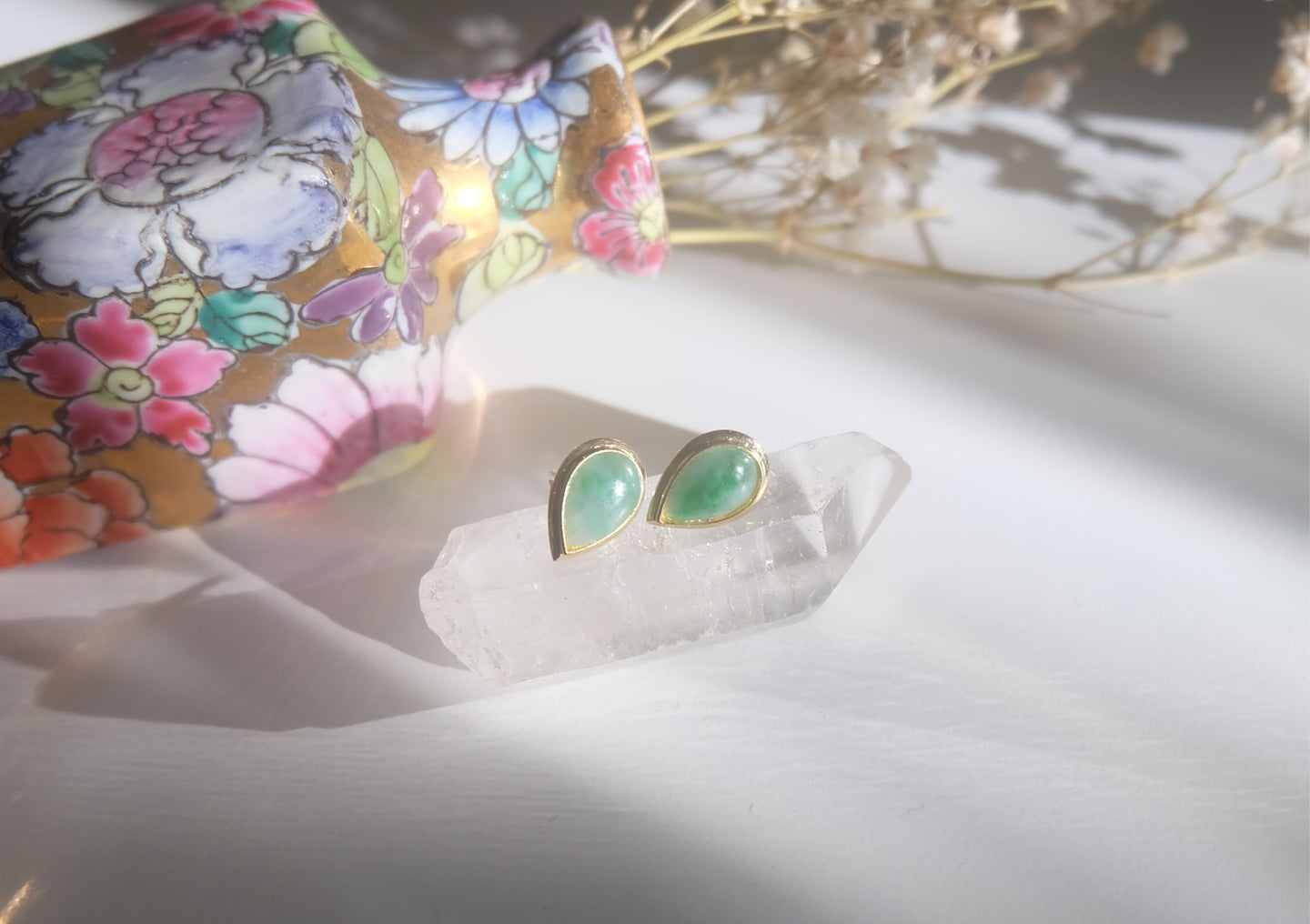 Teardrop Earrings I