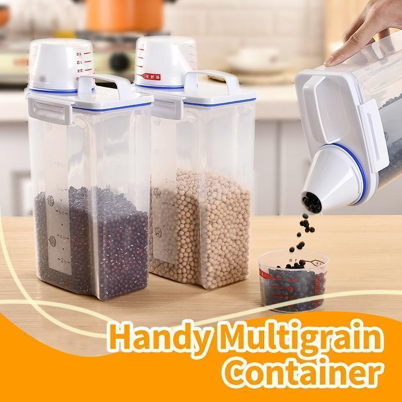 Handy Multigrain Container