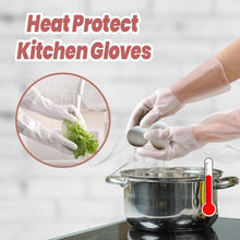 Load image into Gallery viewer, Heat Protect Kitchen Gloves