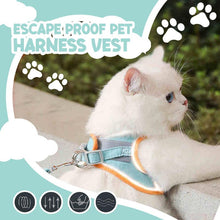 Load image into Gallery viewer, Escape Proof Pet Harness Vest