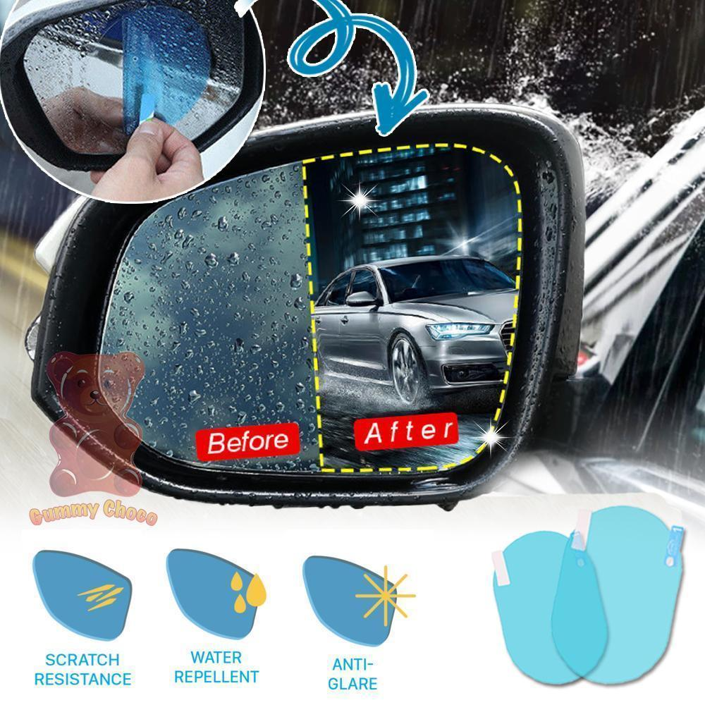Rain Proof and Anti-Glare Car Film