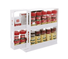 Load image into Gallery viewer, Organized Spice Swivel Rack