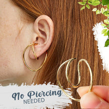 Load image into Gallery viewer, Stylish Hoop Ear Cuffs