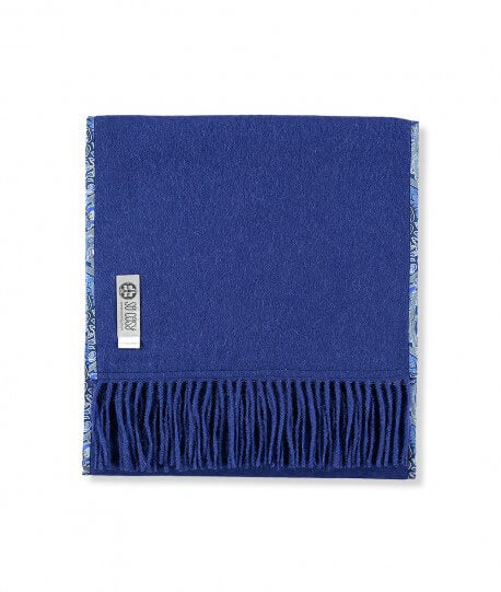 Liberty London Silk Scarf. 100% Baby Alpaca Fleece/100% Silk + FREE DELIVERY
