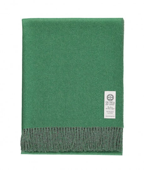 Emery: 100% Baby Alpaca Throw/Shawl PLUS FREE DELIVERY