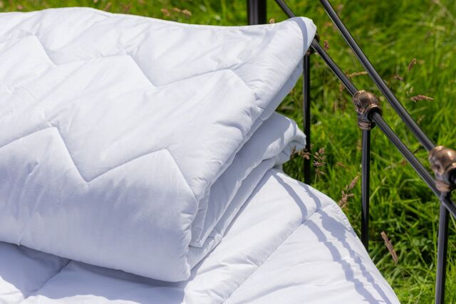 Alpaca Bedding - ORGANIC Mattress Topper