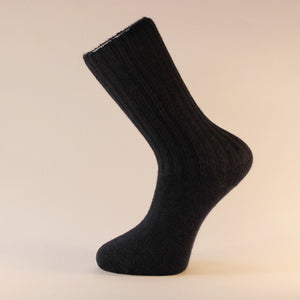 Alpaca Loose Top Luxury Socks