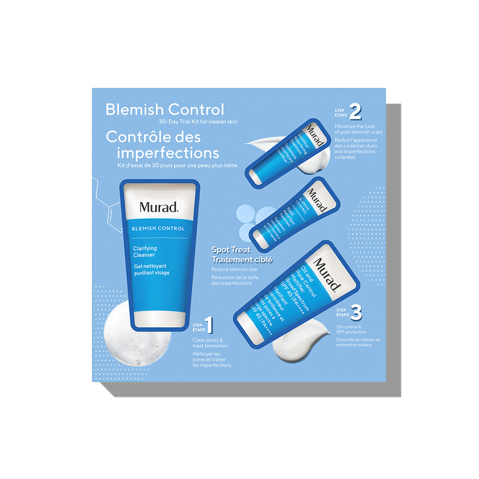 Blemish Control 30-Day Trial Kit