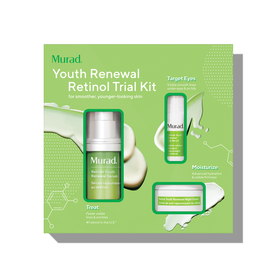 Youth Renewal Retinol Trial Kit