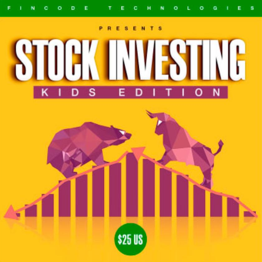 Stock Investing - The Corona Effect- Kids-Edition