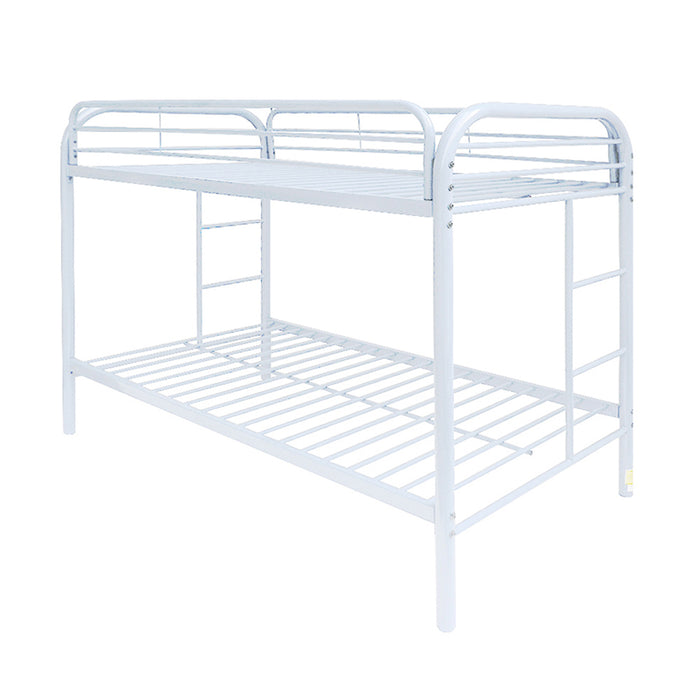 Thomas White Bunk Bed (Twin/Twin) image