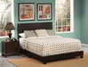Lien Espresso PU Queen Bed image