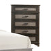 Anatole Dark Walnut Chest image