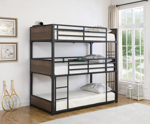 G401080T T / T / T Triple Bunk Bed image