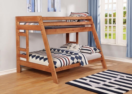 Wrangle Hill Twin-over-Full Bunk Bed image