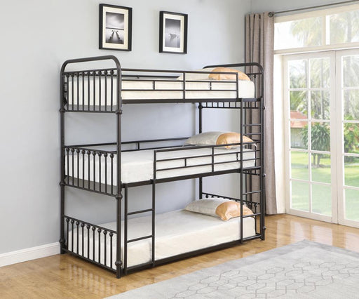 G460220 T / T / T Triple Bunk Bed image