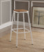 Scarus Natural & White Bar Stool image
