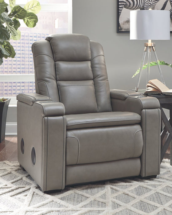 Boerna Signature Design by Ashley Recliner image
