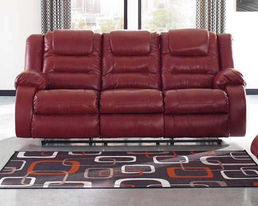 Vacherie Signature Design by Ashley Reclining Sofa image