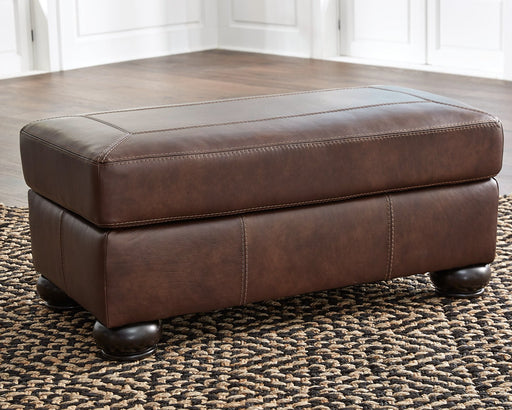 Beamerton Signature Design by Ashley Ottoman image