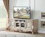 Gorsedd Antique White TV Stand image