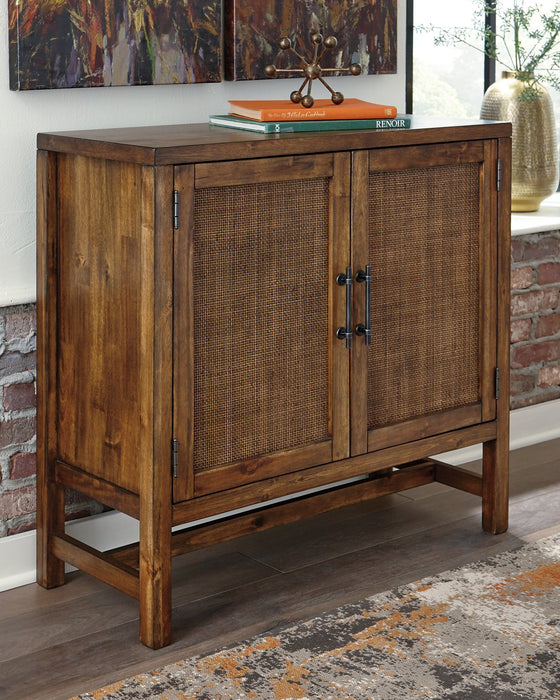Beckings Signature Design by Ashley Cabinet image