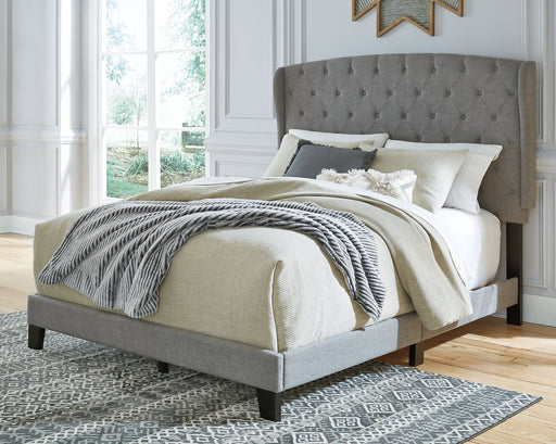 Vintasso Signature Design by Ashley Upholstered Bed image