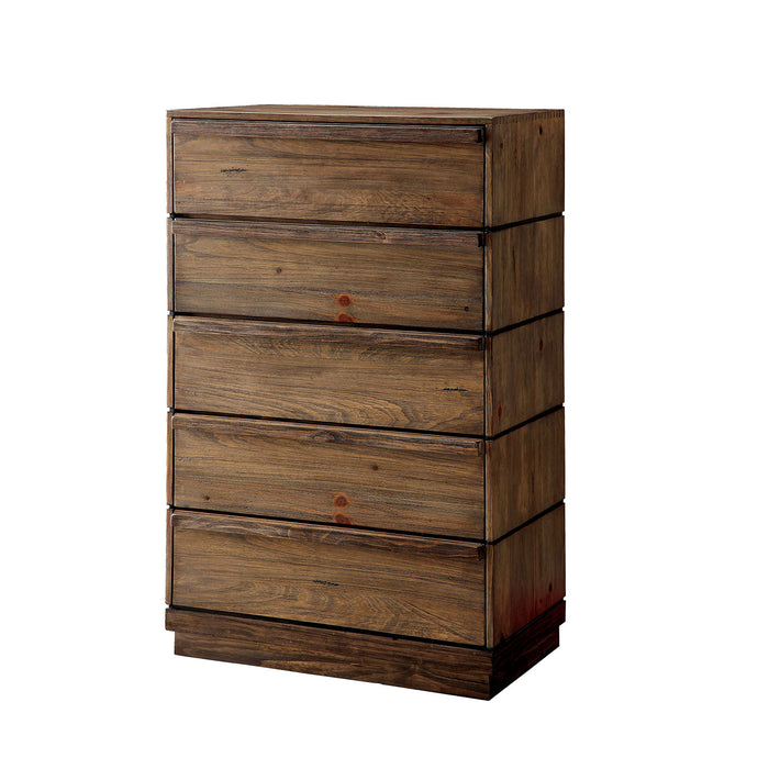 COIMBRA Rustic Natural Tone Chest image