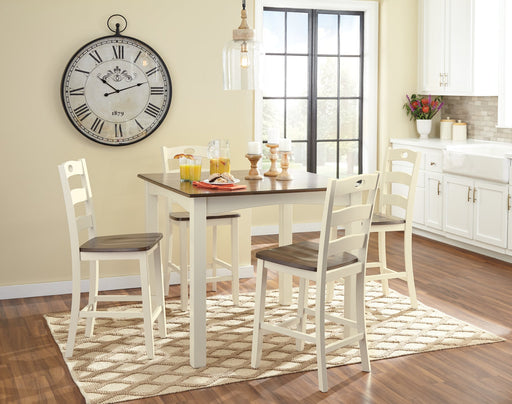 Woodanville Signature Design by Ashley Counter Height Table image
