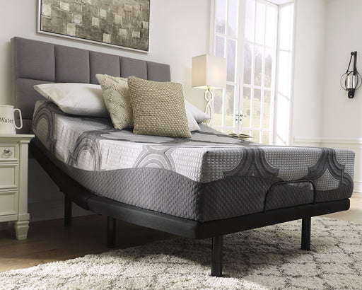 12 Inch Ashley Hybrid Ashley-Sleep Adjustable Base and Mattress image