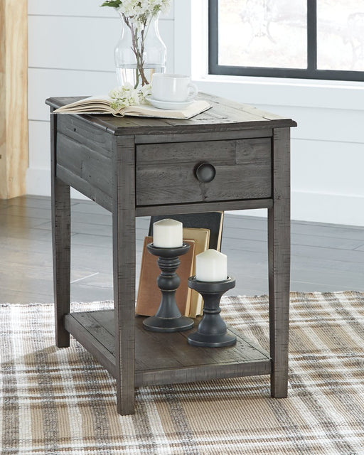 Borlofield Signature Design by Ashley End Table image