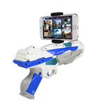 Augmented Reality Blaster Gun for Smartphones