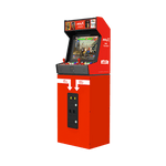 SNK MVSX Countertop Arcade with Stand
